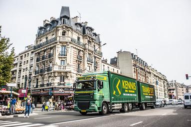 Vervoersbedrijf Frankrijk, Kennis Transport