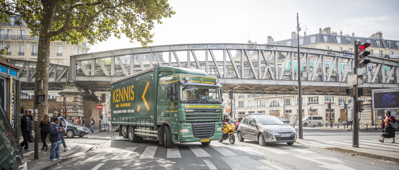 Al 90 jaar distributie in de BENELUX | Kennis Transport